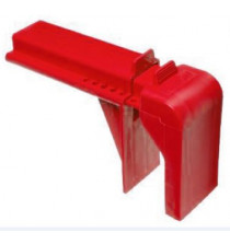 B-Safe ball valve fits ball valve size 50mm to 200mm RED