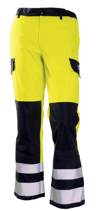 Lightweight 20.0cal/cm2 Arc rated High Viz Trousers