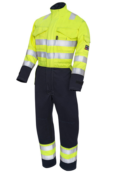 Arc Flash Two Tone Coverall 12.0cal/cm2