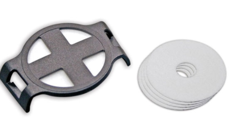 BW Auxiliary Filter Kit GasAlert MicroClip XT and XL