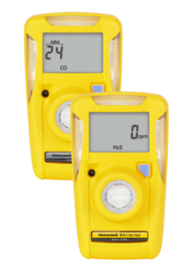 BW Clip 2 year Gas Detector Series