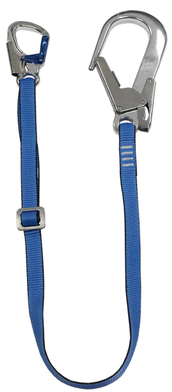 Adjustable Webbing Restriant lanyard - 2m