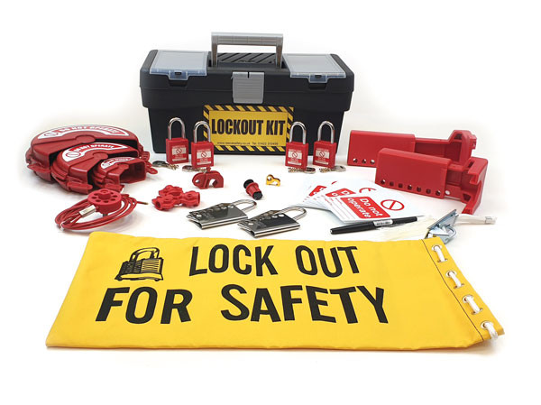Industrial Lockout Kit - KIT1