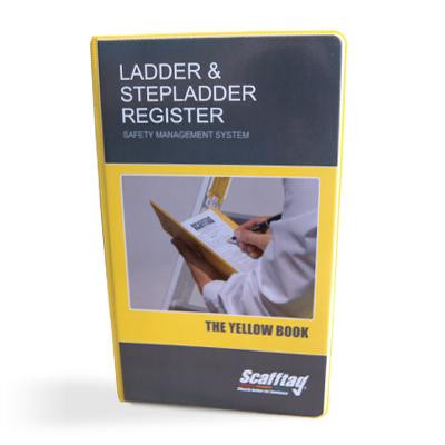 Scafftag for Ladder Tagging - Safety Management System book