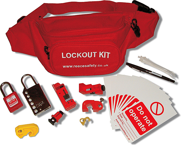 Domestic Circuit Breaker Lockout Kit