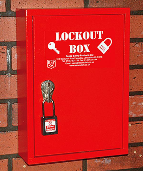 Document Lockout Box