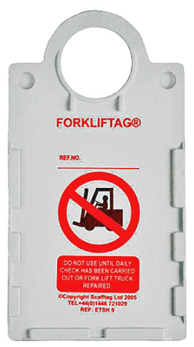 Forklift Holders - Pack of 10