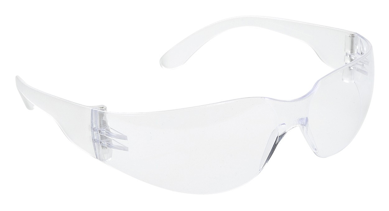 UV protection wrap around spectacle - Clear