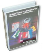 Lockout/Tagout Training Program. VHS 10 min video.