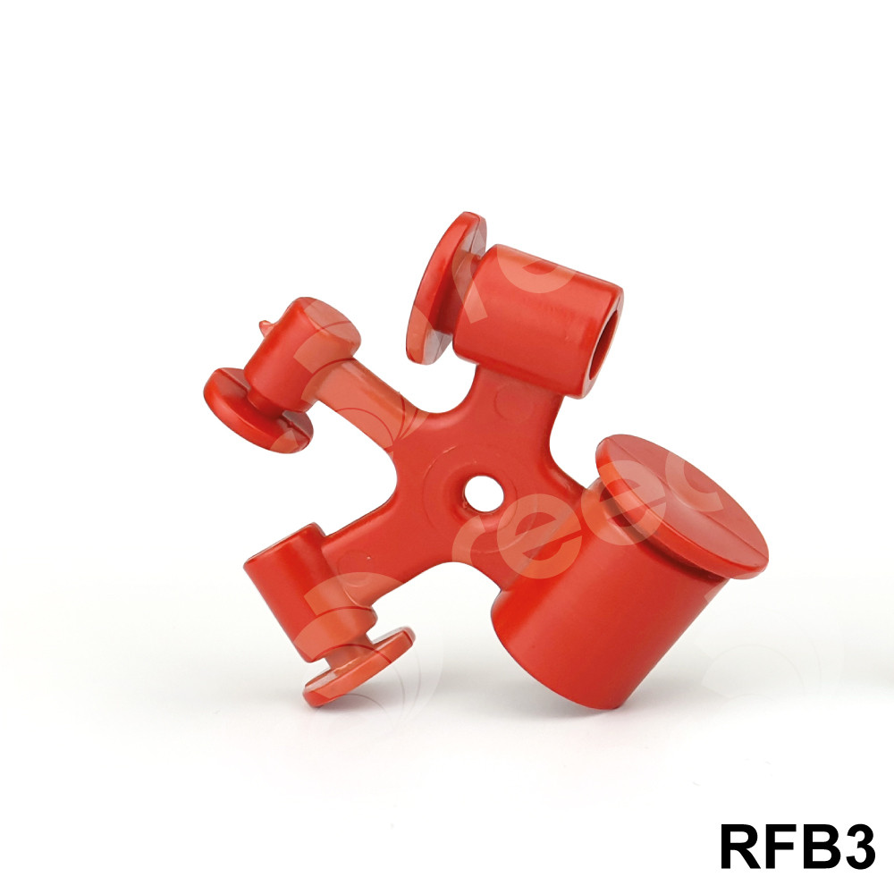 "RFB3 Fuse blockout to fit 1/4"", 9/32"", 13/32"" & 9/16"" fuses"