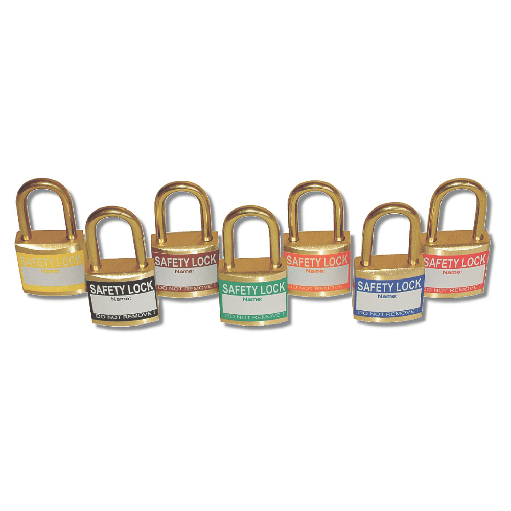 RPL10 Padlock Labels