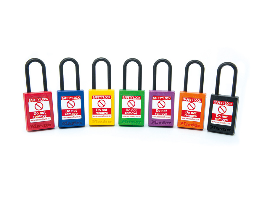 Masterlock S32 series Non Conductive Compact Padlocks-GROUP