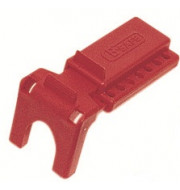 B-Safe ball valve fits ball valve size 37.5mm to 62.5mm RED
