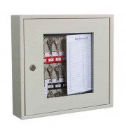 Key View cabinet  holds up to 30 keys
