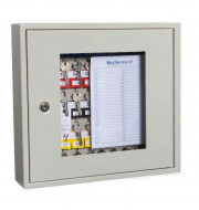 Key View cabinet  holds up to 40 keys