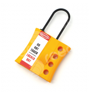 MLH12 Compact small diameter non-conductive lockout hasp