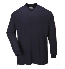 Arc Rated T-shirt long sleeve 4.3cal/cm2 Navy