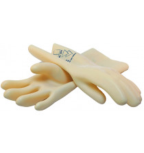 Insulating Latex Gloves 410mm 3.6mm thick 36,000V class 4