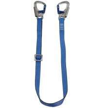 Adjustable Webbing Restriant lanyard