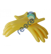 Insulating Latex Gloves 360mmL x 1.5mm thick 7500v Class 1