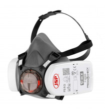 Force™8 Half-Mask with PressToCheck™ P3 Filters