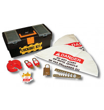Vehicle / Forklift Truck Lockout Kit