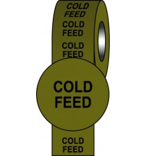 British Standard Pipeline Information Tapes - Cold Feed
