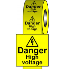 Safety Labels Pack of 250