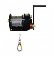 50m cable length rescue winch