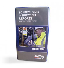 Scaffold Inspection Report Book