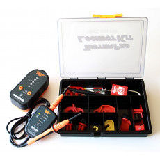 Socket and See Voltage Tester/Proving Unit and Lockout kit
