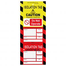 ISTAG50 Two part isolation tag