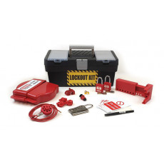 Industrial Lockout Kit0