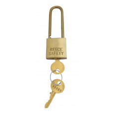 Brass 32mm body Safety Padlock-Master/Differ-Long