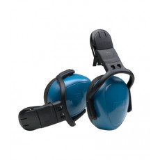 Left/Right, Earmuffs, Helmet Mounted, High, Blue (SNR 31)