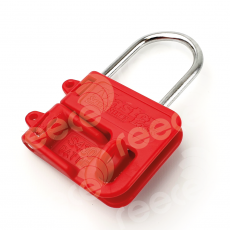 MLH11 Compact small diameter lockout hasp