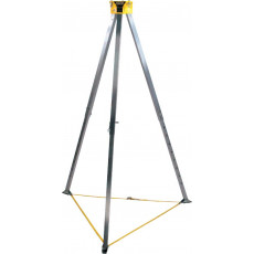 Vertical entry tripod