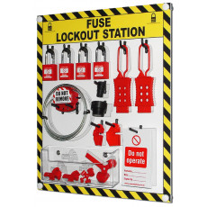 Fuse Lockout Station
