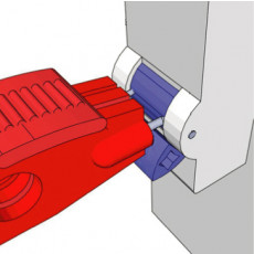 S2391 'Pin-out' 11-13mm Circuit Breaker Lockout