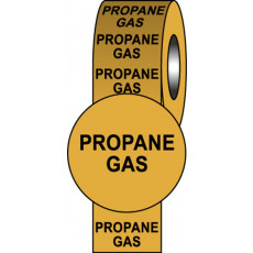 British Standard Pipeline Information Tapes - Propane Gas