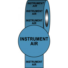 British Standard Pipeline Information Tapes - Instrument Air