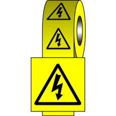 Safety Labels - Hazard