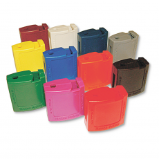 Clip On Plastic Colour Coded Bodies