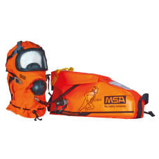 MSA PremAire - Hood with Composite Cylinder & Whistle