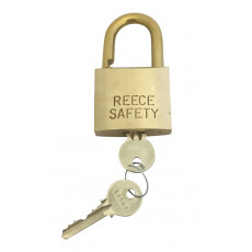 Brass 51mm body Safety Padlock_Small