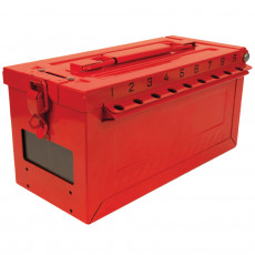 S600 Combined Lock Storage/Group Lockout Box S600