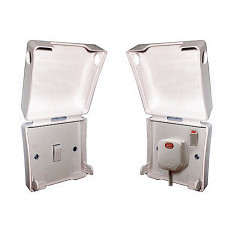 Single Socket Lockable Cover