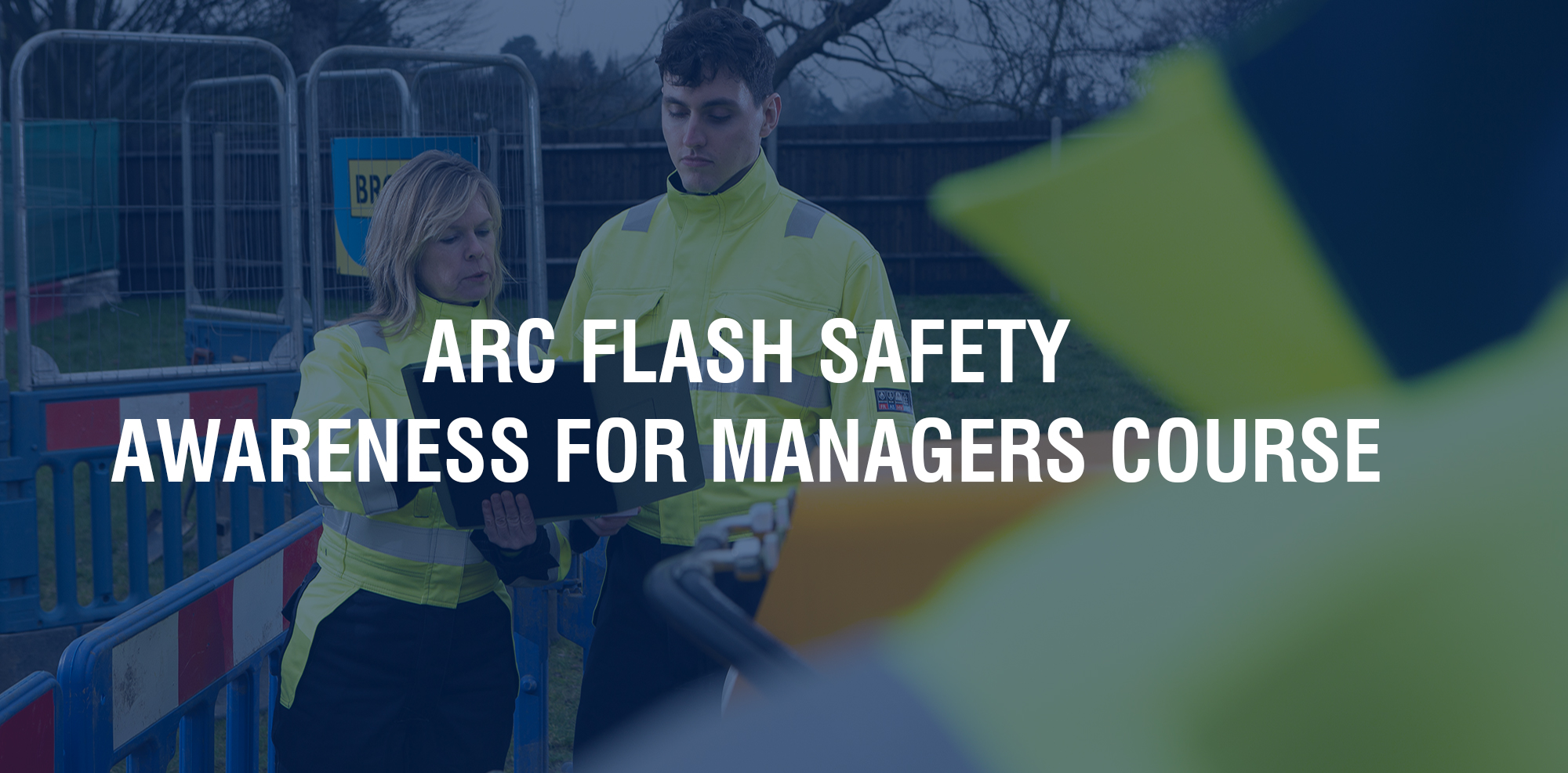 Arc Flash Safety Awareness for Managers