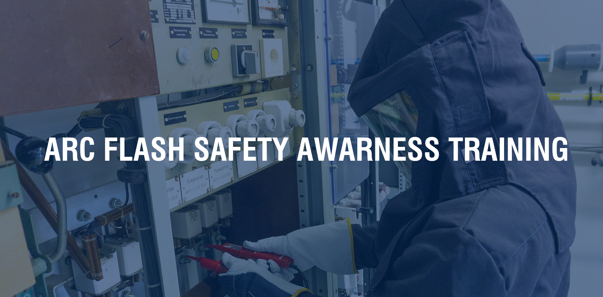 Arc Flash Safety Awareness Training