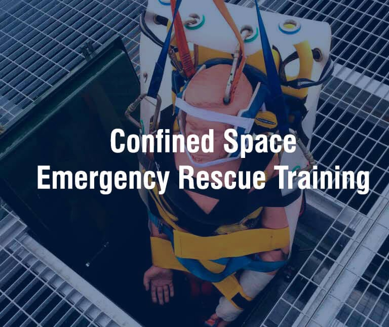 Confined Space Emergency Rescue Training